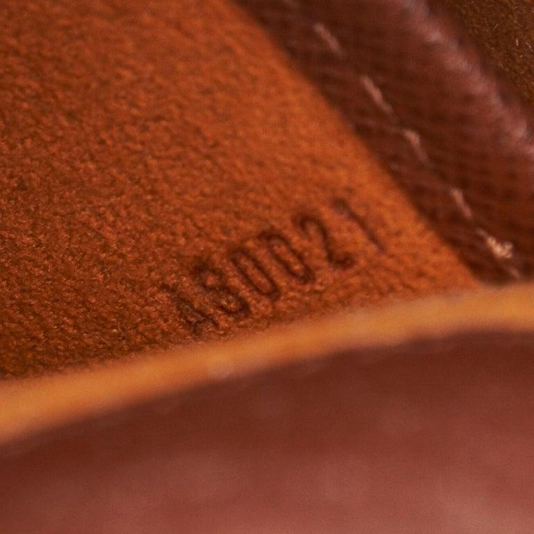 Louis Vuitton Brown Monogram Musette Salsa Short Strap For Sale 2
