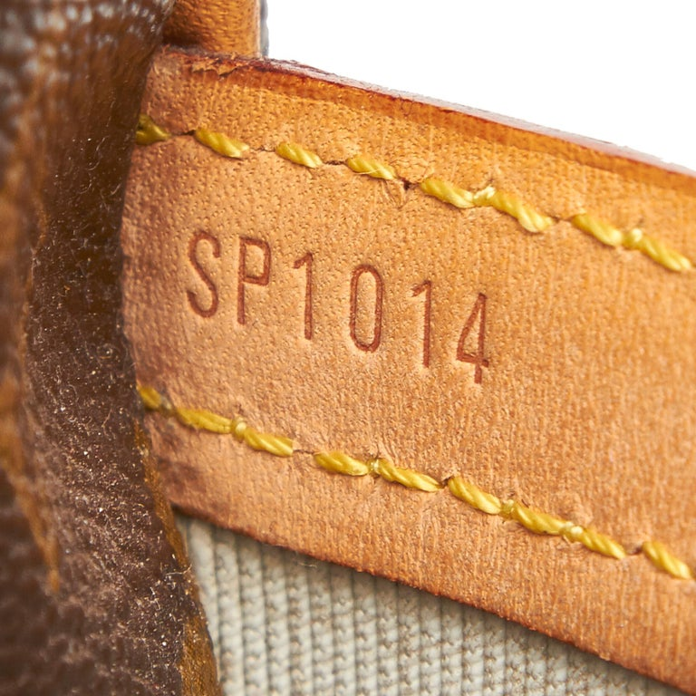 Louis Vuitton Brown Monogram Reporter PM For Sale 2