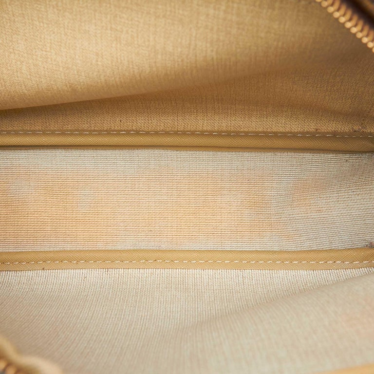 Louis Vuitton Brown Monogram Reporter PM For Sale 4