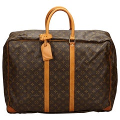 Louis Vuitton Brown Monogram Sirius 45