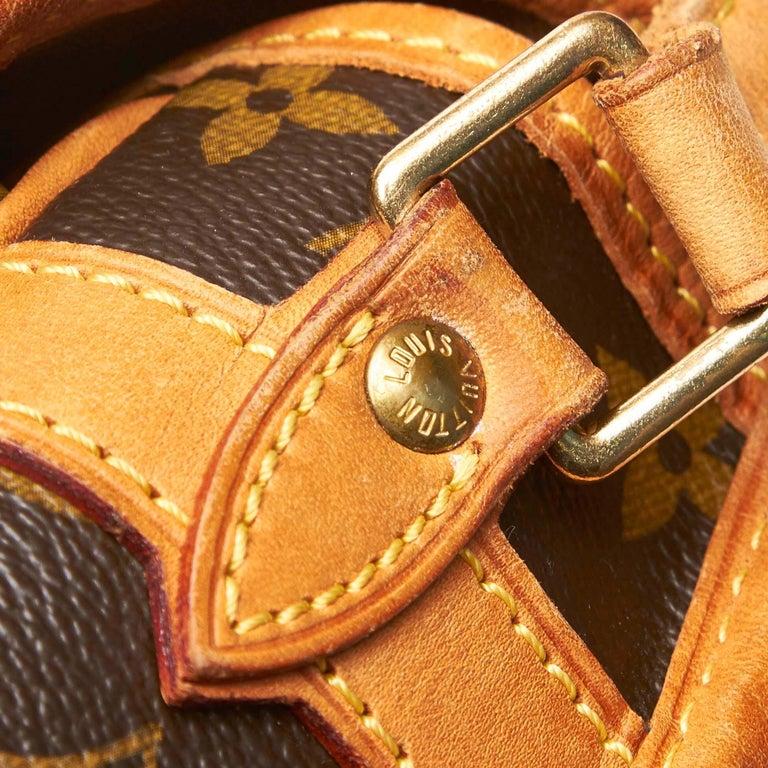 Louis Vuitton Brown Monogram Sologne For Sale 6