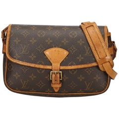 Louis Vuitton Brown Monogram Sologne
