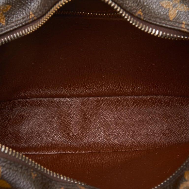 Louis Vuitton Brown Monogram Trocadero 27 For Sale 1
