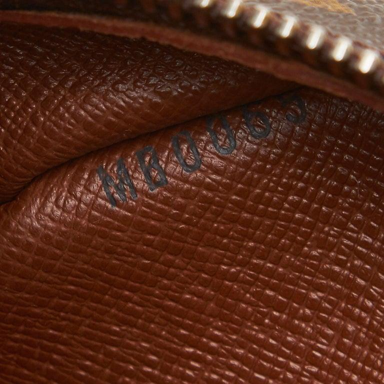 Louis Vuitton Brown Monogram Trocadero 27 For Sale 3