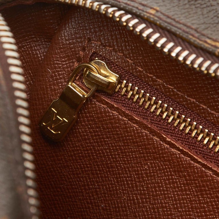 Louis Vuitton Brown Monogram Trocadero 27 For Sale 4