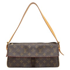 Louis Vuitton Brown Monogram Viva Cite MM