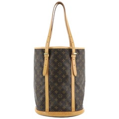 Louis Vuitton Bucket Bag Monogram Canvas GM