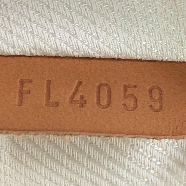 Louis Vuitton Bulles Handbag Monogram Nylon MM For Sale 2