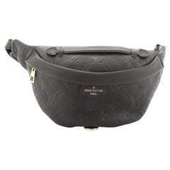 Louis Vuitton Bum Bag Monogram Empreinte Leather
