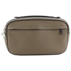 Louis Vuitton Bum Bag Taurillon Leather