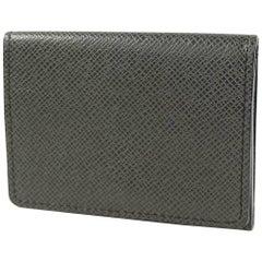 LOUIS VUITTON business card case  Enveloppe Cartes de Visite Mens card case M645