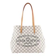 Louis Vuitton Cabas Adventure Damier MM
