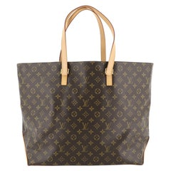 Louis Vuitton Cabas Alto Monogram Canvas
