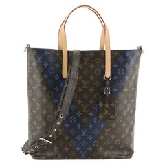 Louis Vuitton Cabas Jour V Tote Monogram Canvas