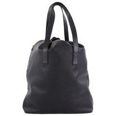 Louis Vuitton Cabas Light Drawstring Bag Taiga Leather