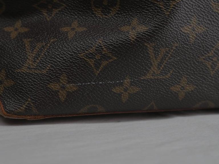 Louis Vuitton Cabas Piano Classic Monogram Tote For Sale 5