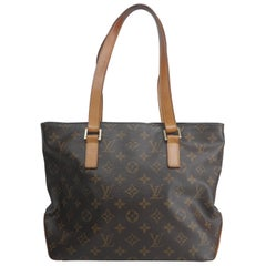 Louis Vuitton Cabas Piano Classic Monogram Tote