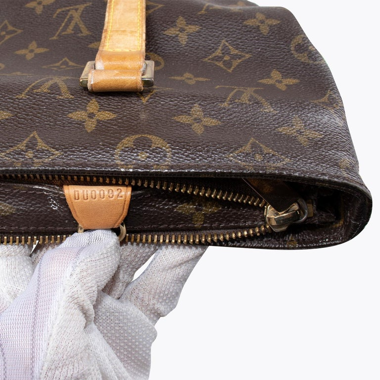 Louis Vuitton Cabas Piano Tote For Sale 5