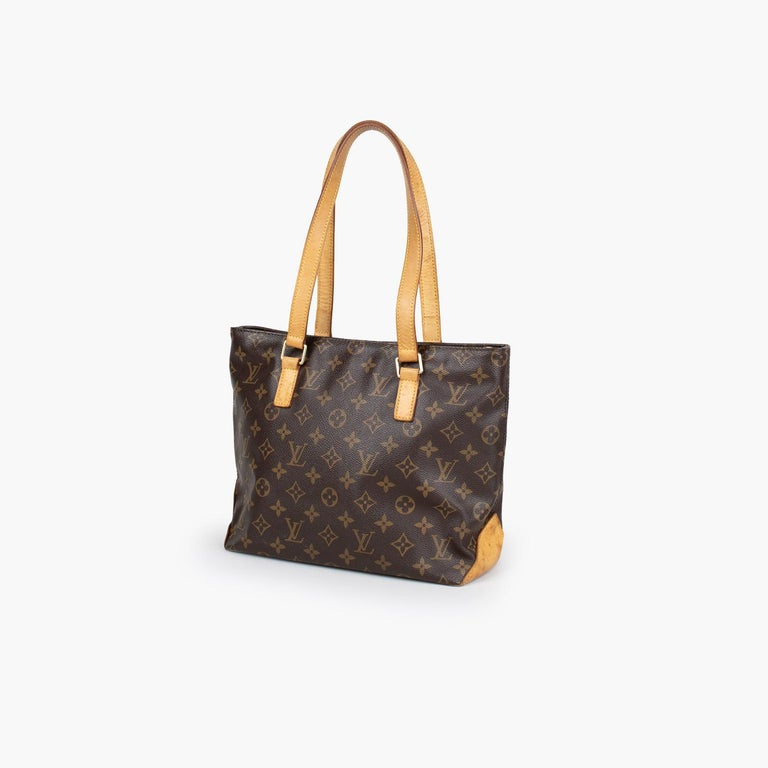 Louis Vuitton Cabas Piano Tote In Good Condition For Sale In Sundbyberg, SE