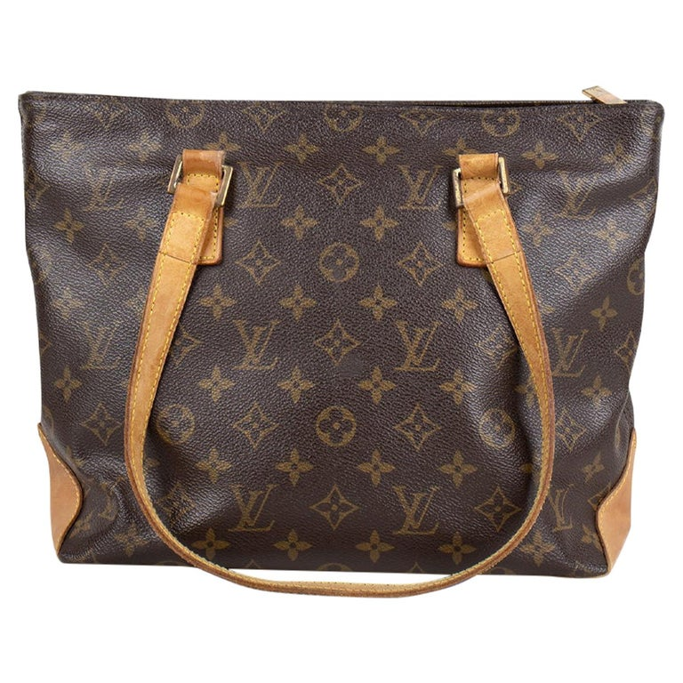 Louis Vuitton Cabas Piano Tote For Sale