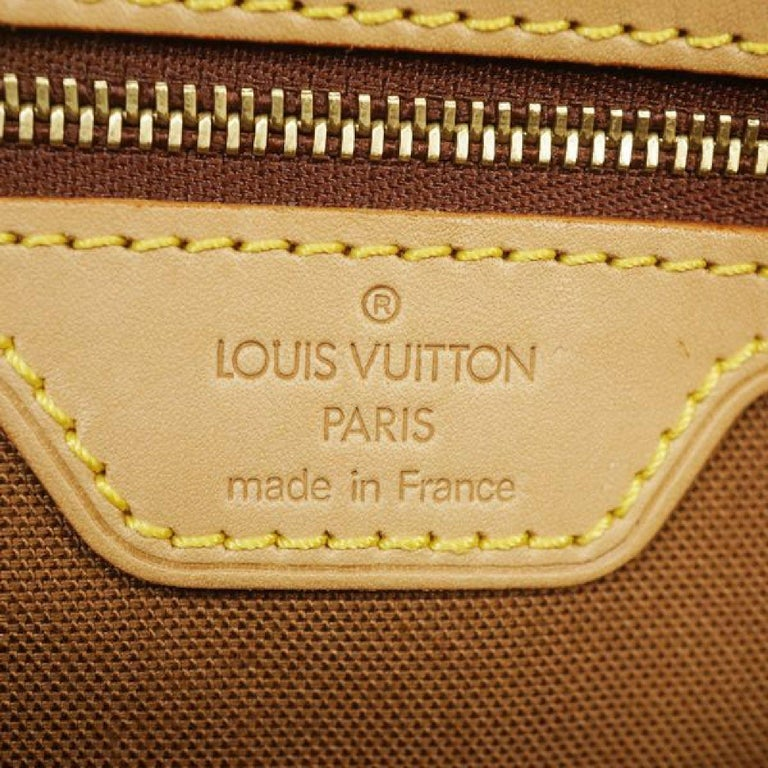 LOUIS VUITTON Cabas Piano Womens tote bag M51148 For Sale 5