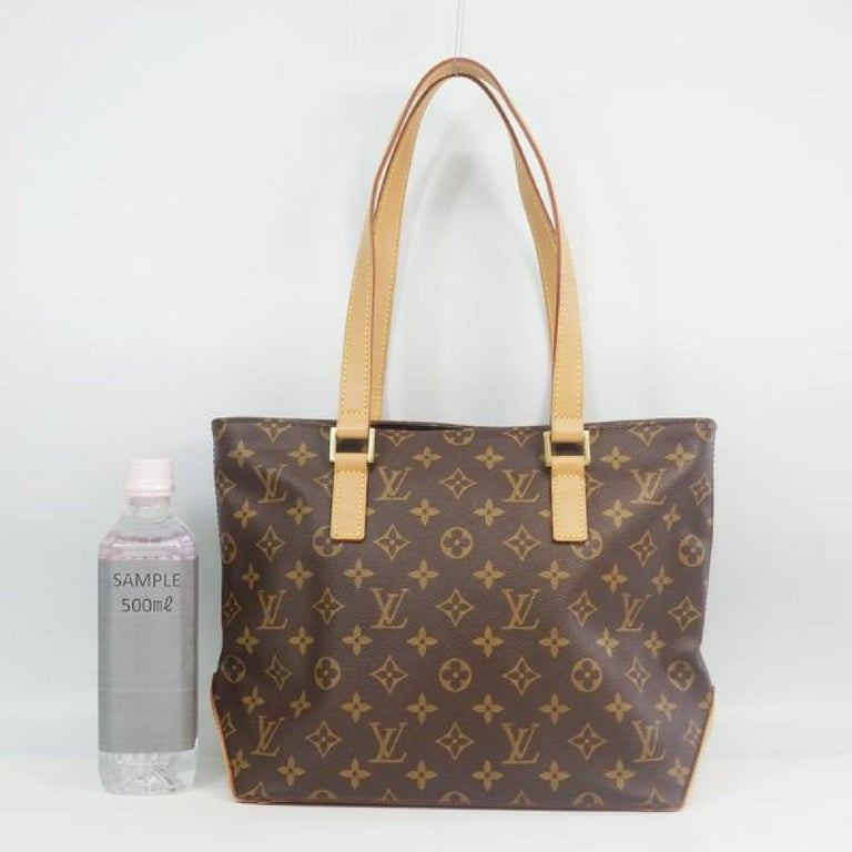 LOUIS VUITTON Cabas Piano Womens tote bag M51148 For Sale 8