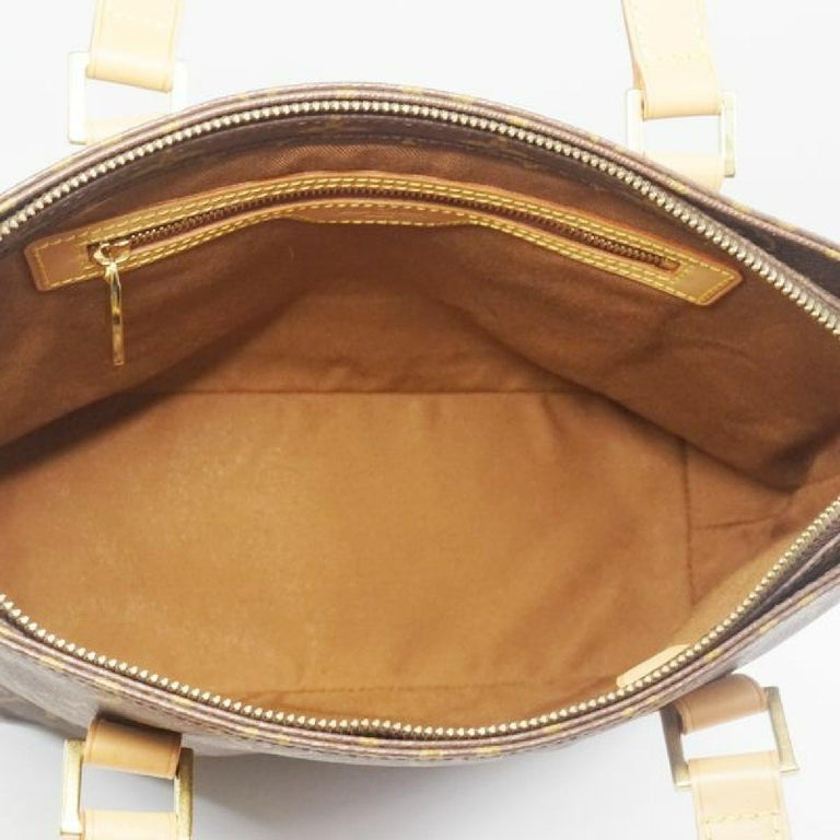 LOUIS VUITTON Cabas Piano Womens tote bag M51148 For Sale 4
