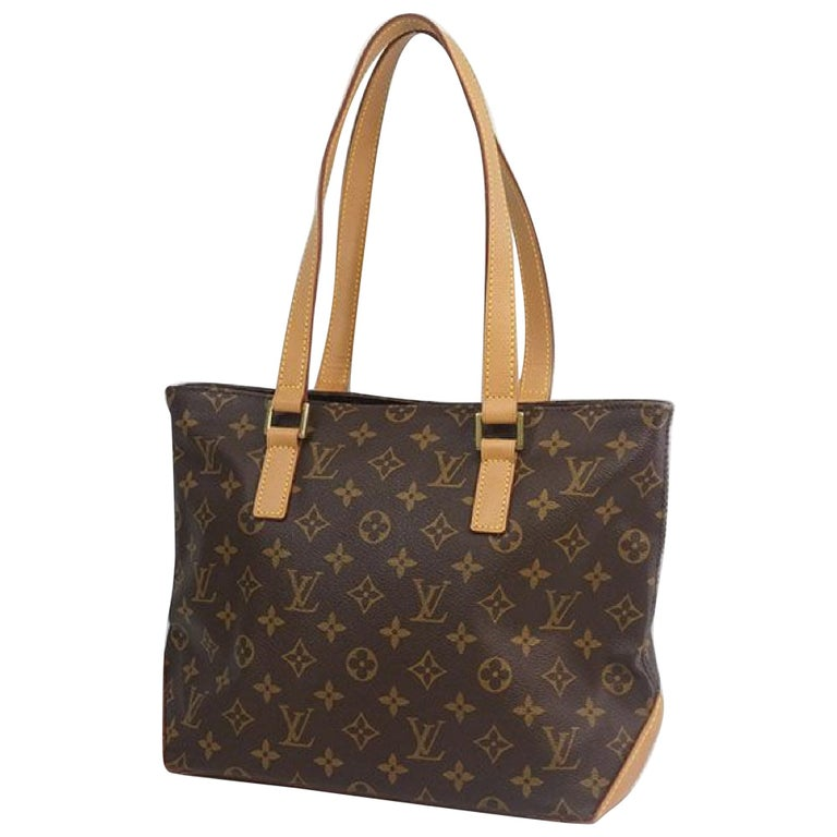 LOUIS VUITTON Cabas Piano Womens tote bag M51148 For Sale