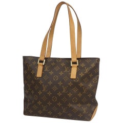 LOUIS VUITTON Cabas piano Womens tote bag M51148