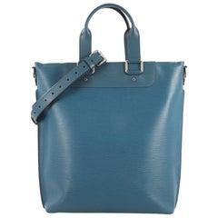 Louis Vuitton Cabas Sac Jour Satchel Epi Leather