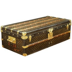 Louis Vuitton Cabin Trunk in Damier Canvas, 1900s