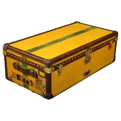 Louis Vuitton Cabin Trunk in Vuittonite, 1920s