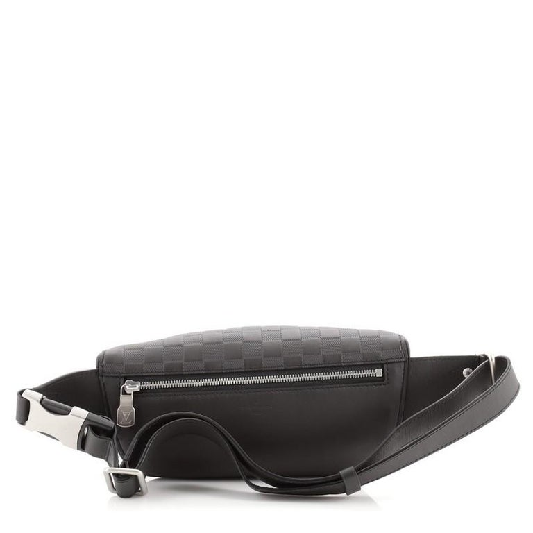 Women's or Men's Louis Vuitton Campus Bumbag Damier Infini Leather For Sale