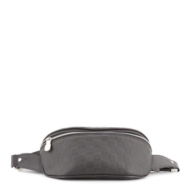 Louis Vuitton Campus Bumbag Damier Infini Leather For Sale 1