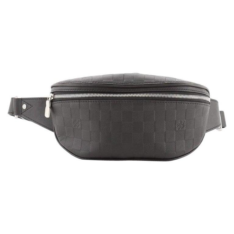 Louis Vuitton Campus Bumbag Damier Infini Leather For Sale