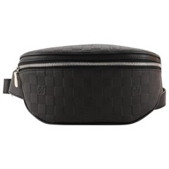 Louis Vuitton Campus Bumbag Damier Infini Leather