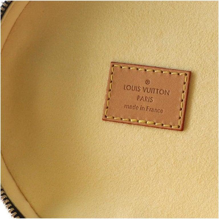 Louis Vuitton Cannes Handbag Damier Monogram LV Pop Canvas For Sale 3