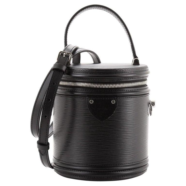 Louis Vuitton Cannes Handbag Epi Leather For Sale
