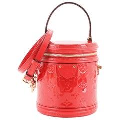Louis Vuitton Cannes Handbag Monogram Vernis