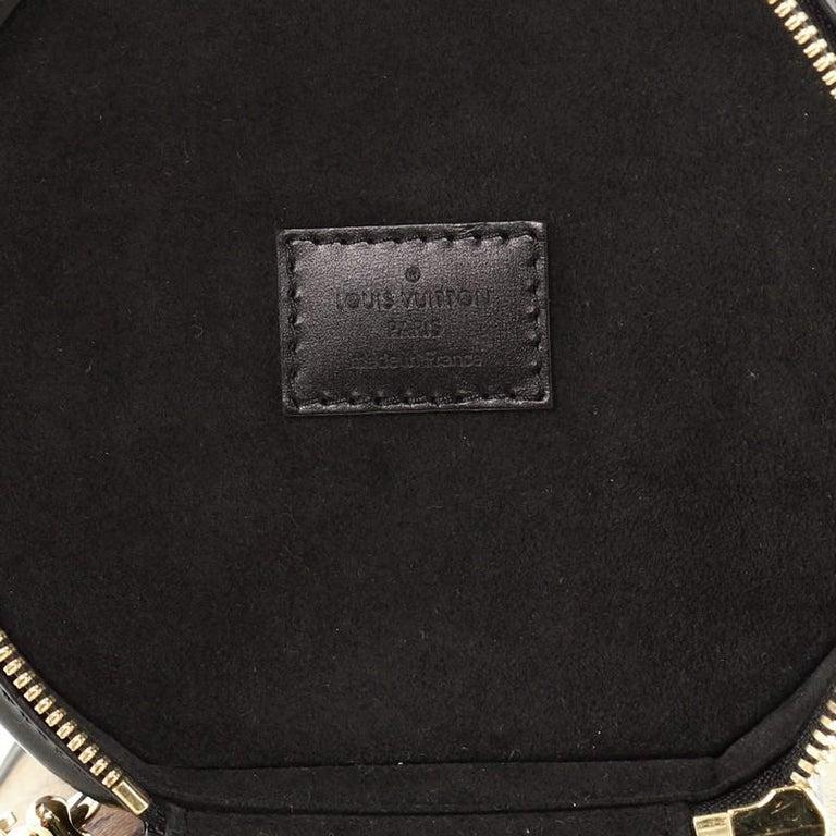 Louis Vuitton Cannes Handbag Reverse Monogram Canvas For Sale 2