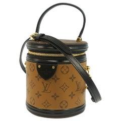 LOUIS VUITTON Cannes Womens handbag M43986 brown