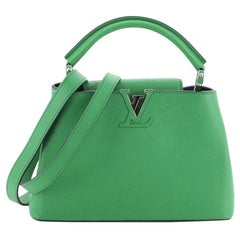 Louis Vuitton Capucines Handbag Leather BB