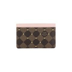 Louis Vuitton Card Holder Studded Damier