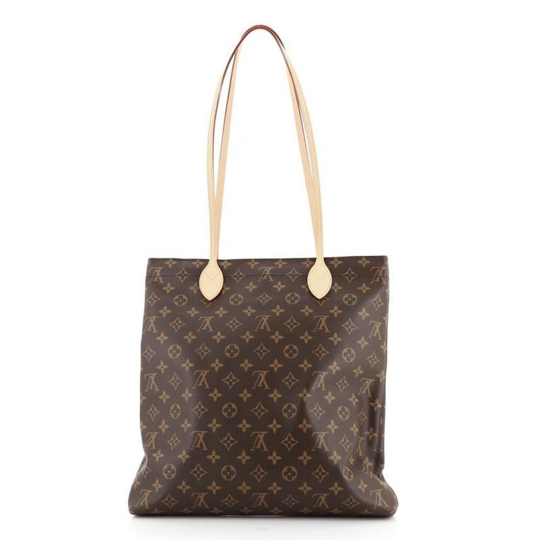 Women's or Men's Louis Vuitton Carry It Tote Monogram Canvas For Sale