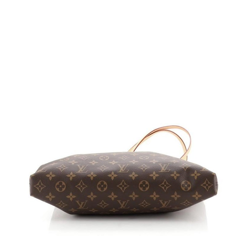 Louis Vuitton Carry It Tote Monogram Canvas For Sale 1