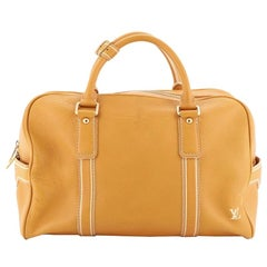 Louis Vuitton Carryall Handbag Tobago Leather