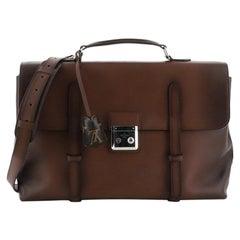 Louis Vuitton Cartable Briefcase Ombre Leather