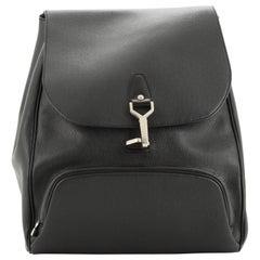 Louis Vuitton Cassiar Handbag Taiga Leather