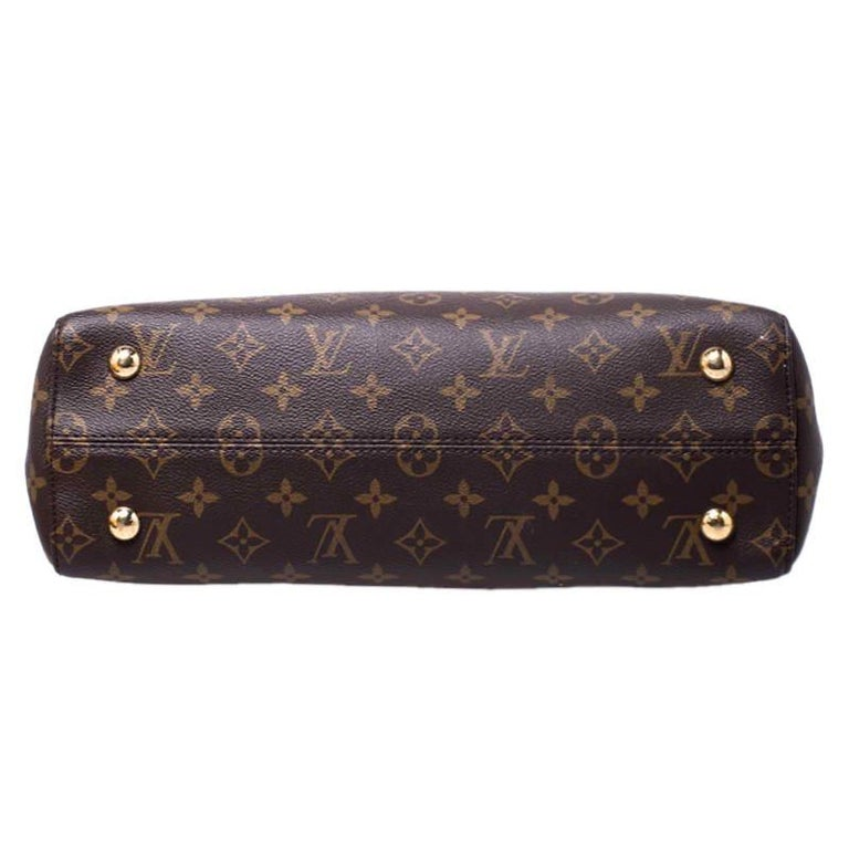 Louis Vuitton Cerise Monogram Canvas Venus Bag For Sale 6