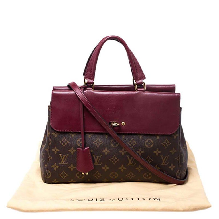 Louis Vuitton Cerise Monogram Canvas Venus Bag For Sale 9
